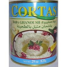 Baba Ghanouj Cortas
