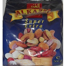 Mixed Nuts Super Extra Vacuum