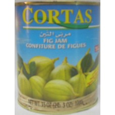 Fig Jam Cortas Can