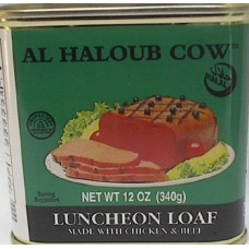 Al Haloub Luncheon Meat