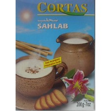 Sahlab Powder Cortas