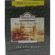 Ahmad 1 English Tea Bags