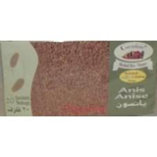 Anise Tea Bags Lebanese